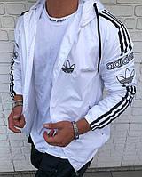 Мужская ветровка Adidas, осень, весна реплика