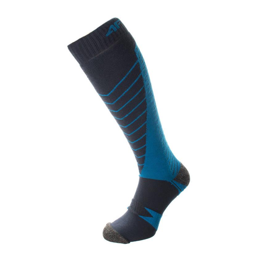 Шкарпетки лижні 4F Warm 43-46 navy, фото 2