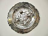 Старинная Ваза СЕРЕБРО 800 пробы 273,0 грамма, фото 6