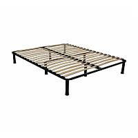Каркас кровати с НОЖКАМИ XL-V8 (+ 2 ДОПОЛНИТЕЛЬНЫЕ ножки), Размер матраса, см - 120х190