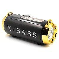 Радио колонка RX BT180S SOLAR с фонарем