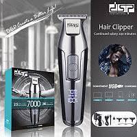 Аккумуляторная Машинка для стрижки волос DSP 90286