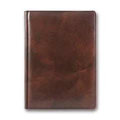 Ежедневник недатированный BRISK OFFICE MADERA А5(14,2х20,3) коричневый
