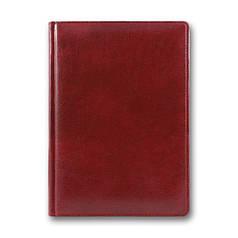 Ежедневник недатированный BRISK OFFICE MADERA А5(14,2х20,3) бордовый