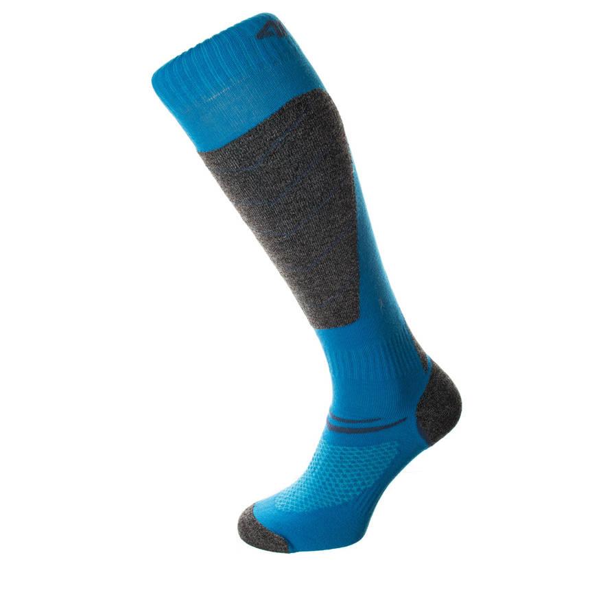 Шкарпетки лижні 4F Warm 43-46 blue-graphit, фото 2