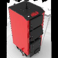 Котел твердотопливный 25 кВт Ретра-5М Classic, энергонезависимый котел на твердом топливе