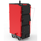 Котел на твердом топливе 32 кВт Ретра-5М Classic, энергонезависимый(механический регулятор тяги), фото 3