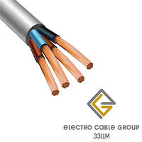 Електричний дріт ЗЗЦМ ПВС 4х4.0