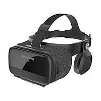 Цена актуальна только партнерам! Очки виртуальной реальности черные Bobo 3D VR Z5 С ПУЛЬТОМ ДУ Bluetooth 120°, фото 1