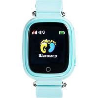 Детские умные часы с GPS трекером Gelius Pro GP-PK003 Blue, фото 1