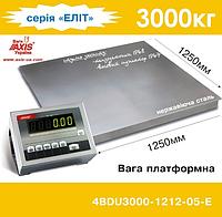 Весы платформенные складские 4BDU3000-1212-Е