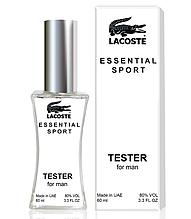 Тестер Lacoste Essential Sport мужской, 60 мл
