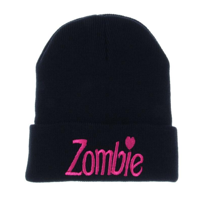 Стильна модна шапка zombie