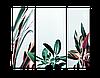"""Метелокерамические дизайн-обогреватели UDEN-S """"Вічність"""" (триптих)"""