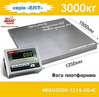 Весы платформенные складские 4BDU3000-1215-Е