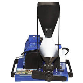 Экструдер зерновой ЭГК-30 (рабочая часть + шкива)