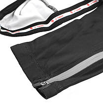 Велокостюм X-Тiger XM-CT-01302 Trousers Red S кофта с длинным рукавом штаны, фото 3