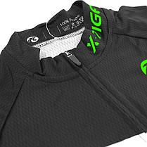Костюм вело X-Тiger XM-CT-01302 Trousers Green L кофта с длинным рукавом штаны, фото 2