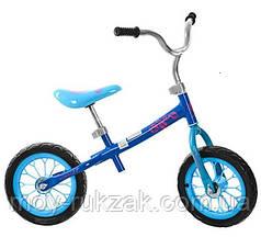 Беговел детский Profi Kids, 12 дюймов, M3255-2, голубой