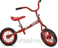 Беговел детский Profi Kids, 12 дюймов, M3255-3, красный