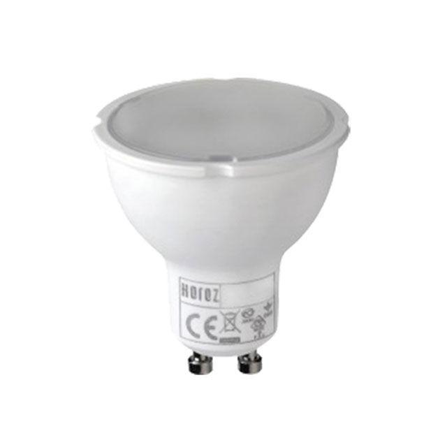 Светодиодная лампа PLUS-8 8W MR16 GU10 3000K Код.59767
