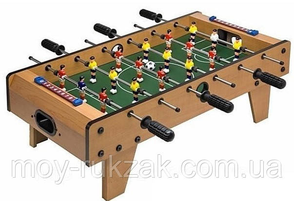 Детский игровой Футбол, деревянный, на ножках, 69*36*24 см, 2035