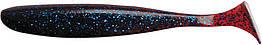 """Силикон Keitech Easy Shiner 5"""" (5 шт/упак) цвет ea#03 grape"""
