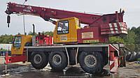 Автокран Krupp KMK 3045