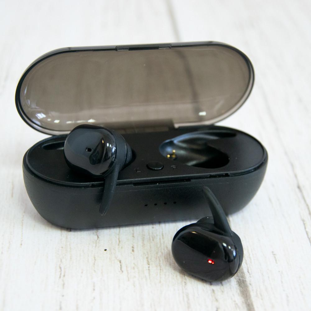 Беспроводные блютуз наушники для телефона с гарнитурой Headset V5.0 - безпровідні навушники
