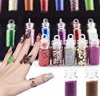 Набор для дизайна ногтей 48 шт.