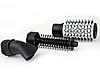 Фен-щітка, стайлер c насадками Gemei GM-4828 з обертовою насадкою, фото 5