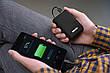 УМБ Power Bank (зовнішній акумулятор) для телефону 2Е 2xUSB 10000 мАг Чорний (2E-PB1006AS-BLACK), фото 5