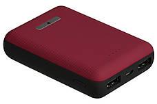 УМБ 2Е Sota series 10000 мАч Красный (2E-PB1006AS-RED), фото 2