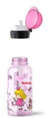 Пляшка для води дитяча Tefal K3170114 400 мл Принцеса, фото 2