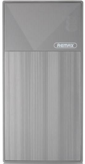 УМБ REMAX Thoway 10000 мАч 2xUSB Серебристый (RPP-55-TARNISH)