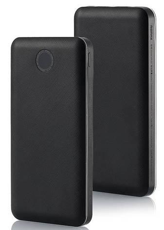 УМБ Power Bank (внешний аккумулятор) для телефона REMAX 10000 мАч Черный (PPP-37-BLACK), фото 2
