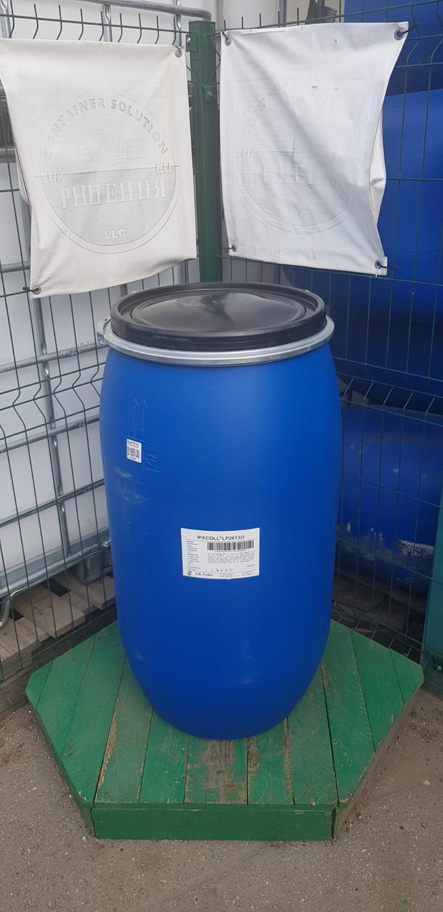 0213-21/1: С доставкой в Мариуполь ✦ Бочка (150 л.) б/у пластиковая