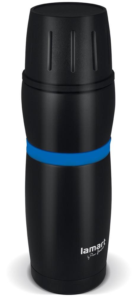 Термос Lamart LT4053 480 мл Черный/Синий