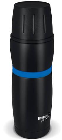 Термос Lamart LT4053 480 мл Черный/Синий, фото 2