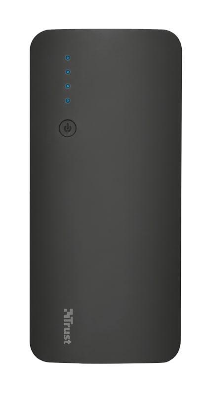 УМБ Trust Omni Ultra Fast Powerbank 10.000 мАг USB-C Чорний (21858)