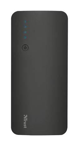 УМБ Trust Omni Ultra Fast Powerbank 10.000 мАг USB-C Чорний (21858), фото 2