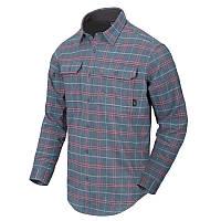 Рубашка Helikon-Tex® GreyMan - Graphite Plaid 3XL