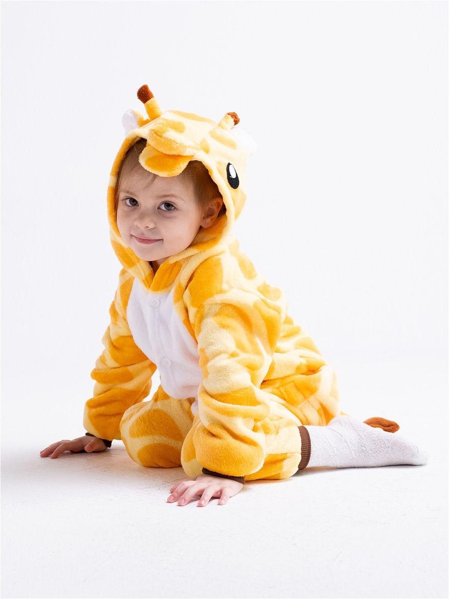 Піжама кигуруми для дітей Жираф