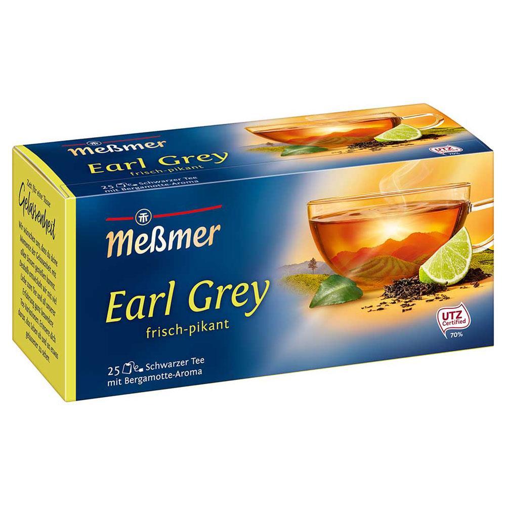 Чай Messmer Earl Grey 25s 43 g