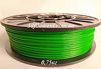 Пластик PLA (ПЛА) Зелений