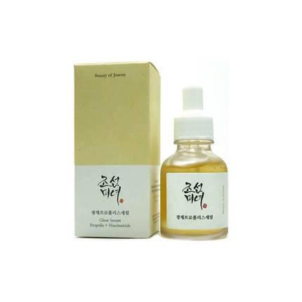 Сыворотка для сияния кожи Beauty of Joseon Glow Serum : Propolis + Niacinamide, 30 мл, фото 2