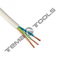 ПВС 3x0,75 мм²  гибкий медный кабель