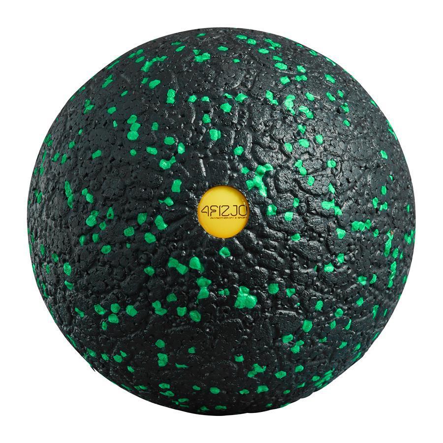 Массажный мяч 4FIZJO EPP Ball 12 черно/зеленый