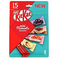 Kit Kat mini Moments Desserts 15s 255 g, фото 1