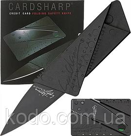 Карманный нож Нож Кредитка Визитка CardSharp